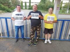 "Protestul energeticienilor de la termocentrala Mintia se judeca in instanta. ""Mai sunt trei oameni in greva foamei. Speram sa-i determinam sa renunte"""