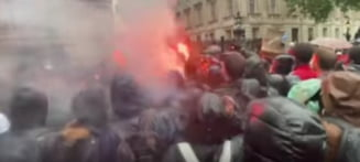 "Protestul masiv ""All lives matter"" din centrul Londrei a degenerat in violente (Video)"
