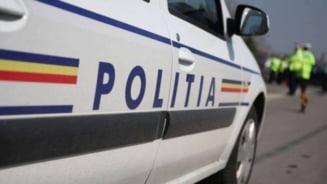 Protestul politistilor de la Rutiera continua: Soferii sunt trasi pe dreapta, dar nu si amendati