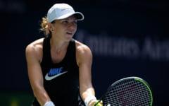 Provocare amuzanta din partea WTA pentru Simona Halep si alte colege de circuit inainte de startul US Open