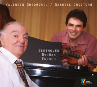 Provocare pentru un roman: Canta piesele lui Paganini pe vioara lui George Enescu