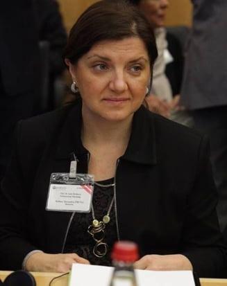 Pruna, despre declaratia ca a mintit la CEDO: Pledez vinovata pentru faptul ca stapanesc bine limba romana