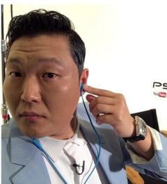 Psy, interpretul hitului Gangnam Style, accident cu un autobuz: Si-a facut praf Rolls-Royce-ul (Foto)