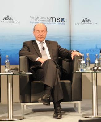Publicatie germana: Basescu a surprins perfect dramatismul situatiei din Ucraina