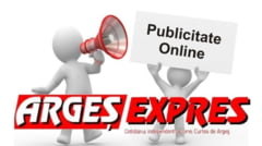 Publicitate in ARGES EXPRES - 27 octombrie 2016