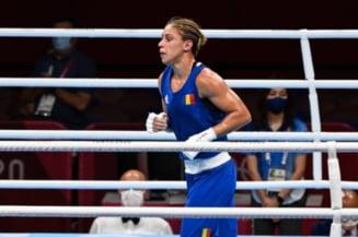 Pugilista Claudia Nechita a pierdut lupta pentru medalie la JO 2020. Decizie discutabilă a arbitrilor în favoarea țării-gazdă, Japonia