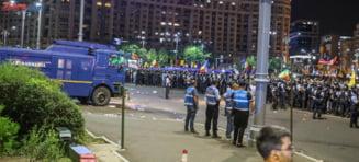 Punct final in procesul celor doi jandarmi batuti la protestul din 10 august: Regrete si daune de 100.000 de euro