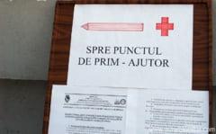 Puncte de prim ajutor in sprijinul cetatenilor pentru perioada caniculara