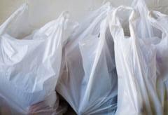 Pungile din plastic subtire si foarte subtire, cu maner, vor fi interzise in Romania