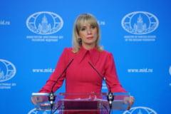 Purtatoarea de cuvant a diplomatiei din Rusia acuza un deputat de hartuire sexuala