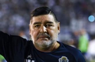 "Purtator de cuvant: ""Maradona va fi inmormantat astazi"""