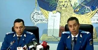 """Purtatorii de cuvant ai Jandarmeriei isi mentin declaratiile controversate, desi nu s-au confirmat: Cum explica """"paralizia"""" jandarmeritei si pungile cu urina si fecale"""
