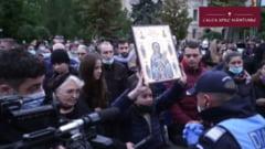 Purtatorul de cuvant al Mitropoliei Moldovei si Bucovinei: Nu exista nicio implicare a Mitropoliei in protestele credinciosilor