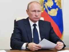 Purtatorul de cuvant al lui Vladimir Putin are COVID-19 si este internat