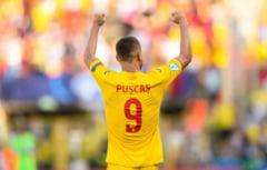 """Puscas: """"Cea mai mare dezamagire din cariera a fost semifinala cu Germania de la Europeanul de tineret"""""""