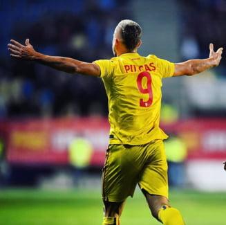 Puscas a marcat pentru Reading in meciul amical cu Tottenham