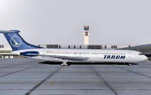 Pusi sa aleaga intre pensie si salariu, pilotii de la Tarom au intrat in medical