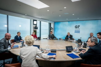 """Puterile G7 au lansat un plan de infrastructura pentru a rivaliza cu China. """"Nu este vorba de a determina tarile sa aleaga"""""""