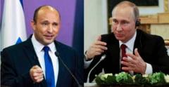 Putin își arată mușchii în Orientul Mijlociu. Noul lider al Israelului, poziție surprinzătoare față de președintele Rusiei