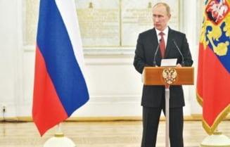 Putin: Armele chimice siriene, alternativa la arsenalul nuclear israelian