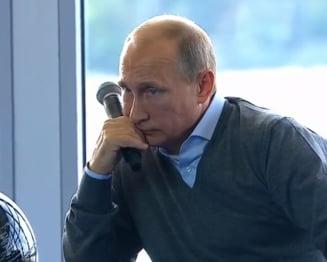 Putin: Bombardamentele Kievului in estul Ucrainei amintesc de actiunile nazistilor