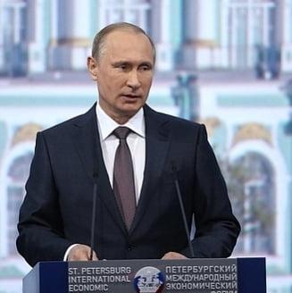Putin: Cu Rusia nu trebuie sa se vorbeasca in limbajul ultimatumurilor