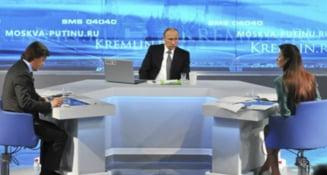 Putin: Economia Rusiei va fi si mai puternica dupa sanctiunile Occidentului