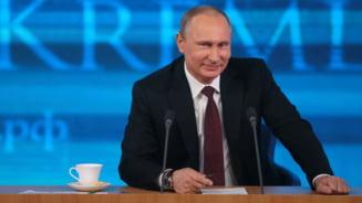 Putin: Il invidiez pe Obama, poate spiona si scapa basma curata