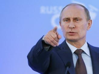 Putin: Nu vrem razboi cu nimeni, dar nu acceptam sub nicio forma o astfel de ordine mondiala