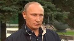 Putin: Rusia ar putea fi de acord cu o lovitura militara impotriva Siriei