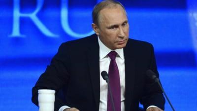 Putin: Rusia isi va continua politica externa independenta, in ciuda provocarilor