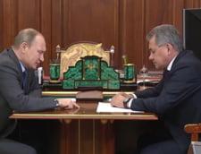 Putin: Sa speram ca nu va fi nevoie sa atacam Statul Islamic cu bombe nucleare. Sa speram