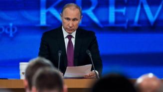 Putin: Ucraina nu ar avea razboi civil daca nu intervenea Occidentul