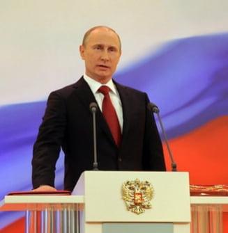 Putin: Ucraina trebuie sa-si mute armata din regiunea de sud-est
