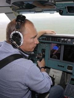 Putin, acuzat de un expert CNN ca a deturnat avionul disparut in Oceanul Indian - reactie dura a rusilor