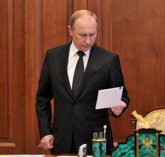 Putin, declaratie transanta despre atacarea tarilor NATO de catre Rusia