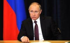 Putin, in discursul anual: Rusia cauta prieteni, este pregatita sa colaboreze cu Trump. Mai multi din public au atipit