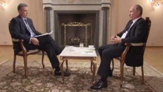 Putin, interviu in presa germana despre criza din Ucraina si relatia cu Merkel