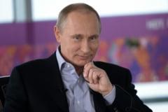Putin, intrebat despre viata sentimentala: Exista dragoste in viata mea