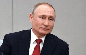 """Putin, reactie dura fata de NATO: """"Alianta este o relicva a Razboiului Rece, nu stiu de ce mai exista"""" VIDEO"""