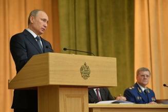 Putin, tot mai infuriat de exercitiile militare NATO. Avertismentul nuclear al Rusiei