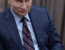 Putin a anulat o vizita in Franta, dupa ce Hollande a acuzat Rusia de crime de razboi