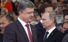 Putin a cazut de acord cu Porosenko: Ajutorul umanitar, trimis cu trenul