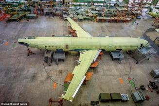 """Putin a comandat două avioane pentru """"sfârșitul lumii"""". Va controla Rusia din zbor, în timpul războiului nuclear VIDEO"""