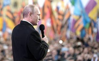 Putin a fost intrebat daca va inapoia Crimeea Ucrainei: Ati luat-o razna? Niciodata!