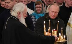 Putin a intampinat Craciunul cu pescarii din Novgorod si a invatat retete de ciorba