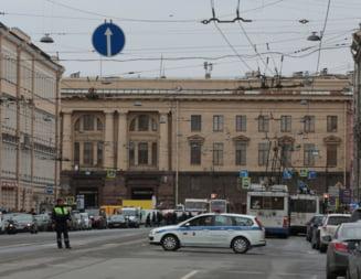 Putin a ordonat FSB sa-i gaseasca si sa-i elimine pe loc pe autorii atentatului din Sankt-Petersburg