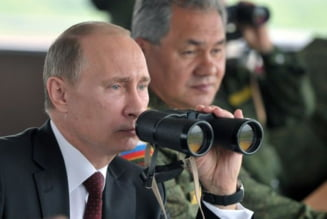 Putin a ordonat exercitii militare la granita cu Ucraina: 150.000 de soldati, in alerta