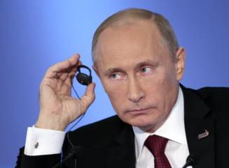 """Putin a renuntat la """"trasul cu urechea"""" dupa ce a plecat din KGB"""