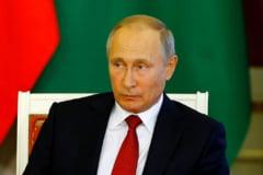 Putin a sarbatorit prin munca implinirea varstei de 65 de ani, anunta Kremlinul
